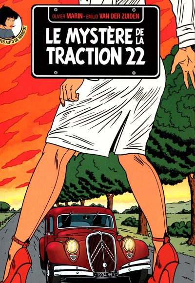 The Mystery of the Traction 22